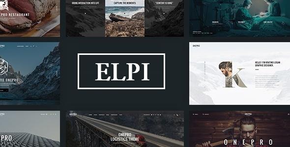 Elpi – Responsive Shopify theme