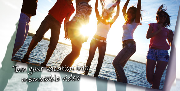 VideoHive Simple Photo Slideshow 1951517