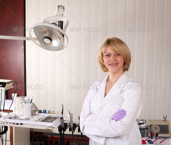 Dentist - Stock Photo - Images