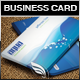 Aqua Creative Business Card - GraphicRiver Item for Sale