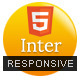 Inter-Communicate - Responsive HTML5 Blog Template - ThemeForest Item for Sale