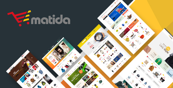 Matida – Multipurpose Responsive Prestashop Theme