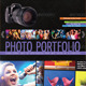 16 Page Photo Portfolio and Album - GraphicRiver Item for Sale