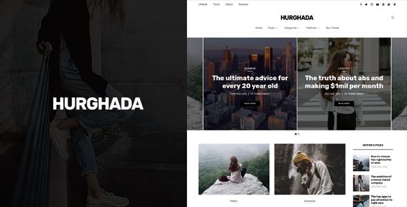 Hurghada – Blog & Magazine WordPress Theme