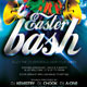 Easter Bash Party Flyer Vol_3 - GraphicRiver Item for Sale