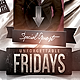 Unforgettable Fridays Flyer Template - GraphicRiver Item for Sale