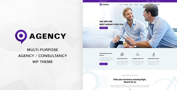 Agencies | Multipurpose Creative Agency Theme