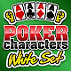 "Poker Characters ""White set"" : 16 uniques figures - GraphicRiver Item for Sale"