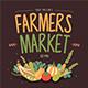 Farmer's market Flyer-Graphicriver中文最全的素材分享平台