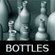 Bottles Pack (20 pcs) - 3DOcean Item for Sale