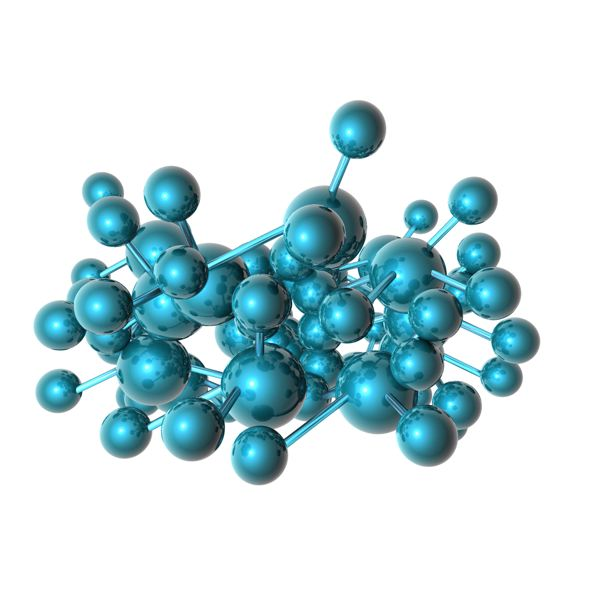Molecules - 3DOcean Item for Sale