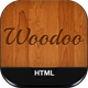 Woodoo - Single Page Portfolio - ThemeForest Item for Sale