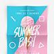 Summer Bash Flyer-Graphicriver中文最全的素材分享平台