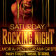 Rocking Night Flyer Template - GraphicRiver Item for Sale