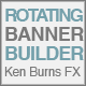 Rotating Banner Bulder With Ken Burns effect  - ActiveDen Item for Sale