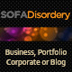 Sofa Disordery: Business,Portfolio,Corporate,Blog - ThemeForest Item for Sale