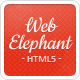 Elephant Web - Premium HTML/CSS Website Template - ThemeForest Item for Sale