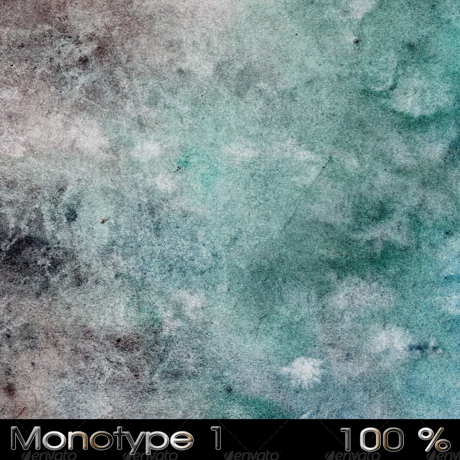 Monotype Watercolor Papers Set