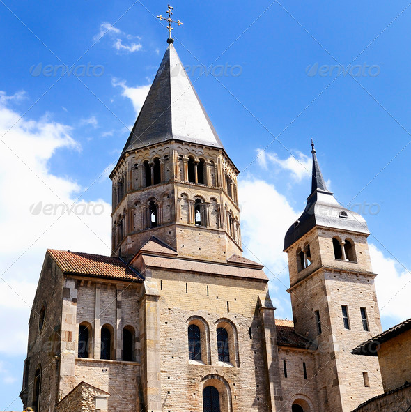 Cluny - Stock Photo - Images