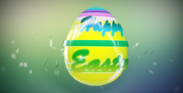 VideoHive Happy Easter 1981661
