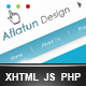 Aflatun Design - Business - ThemeForest Item for Sale