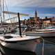 Adriatic Harbour Scene - PhotoDune Item for Sale