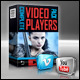 Premium Video Players Pack - FLV/YouTube/Vimeo