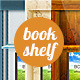 Bookshelf for iPhone Retina  - GraphicRiver Item for Sale