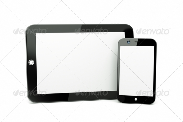 tablet - Stock Photo - Images