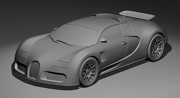 TutsPlus Modeling the Bugatti Veyron in Maya Part 1 232135
