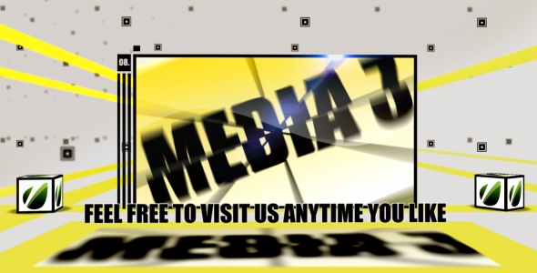 After Effects Project - VideoHive Yellow Gridder Presentation 232250