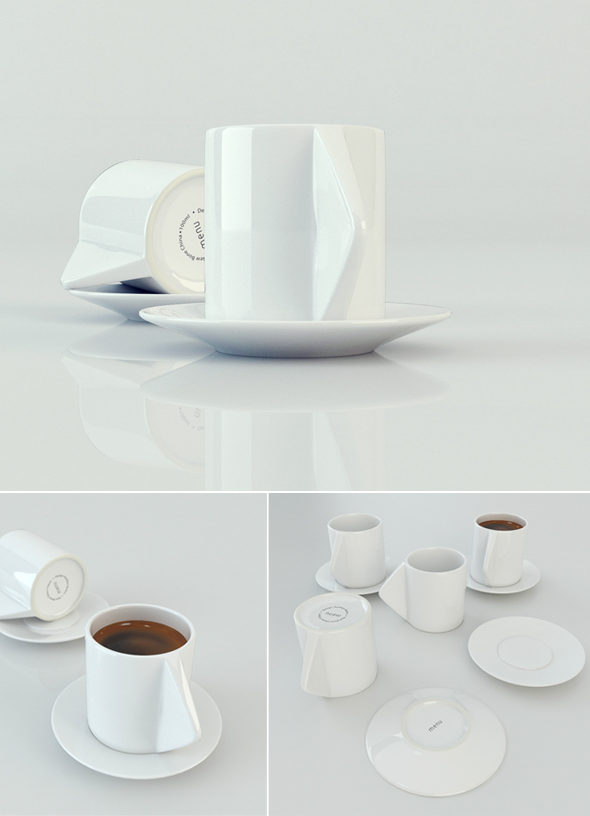 3DOcean Espresso cup 232380