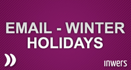 EMAIL - WINTER HOLIDAYS