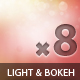 light & bokeh backgrounds - GraphicRiver Item for Sale
