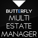 Butterfly Multi Estate Manager - CodeCanyon Item for Sale