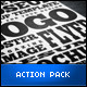 Universal Closeup Mockup Action Pack - GraphicRiver Item for Sale