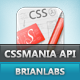 CSSMania APItizer - WorldWideScripts.net пункт для продажу