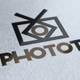 Photo Tv Logo - GraphicRiver Item for Sale