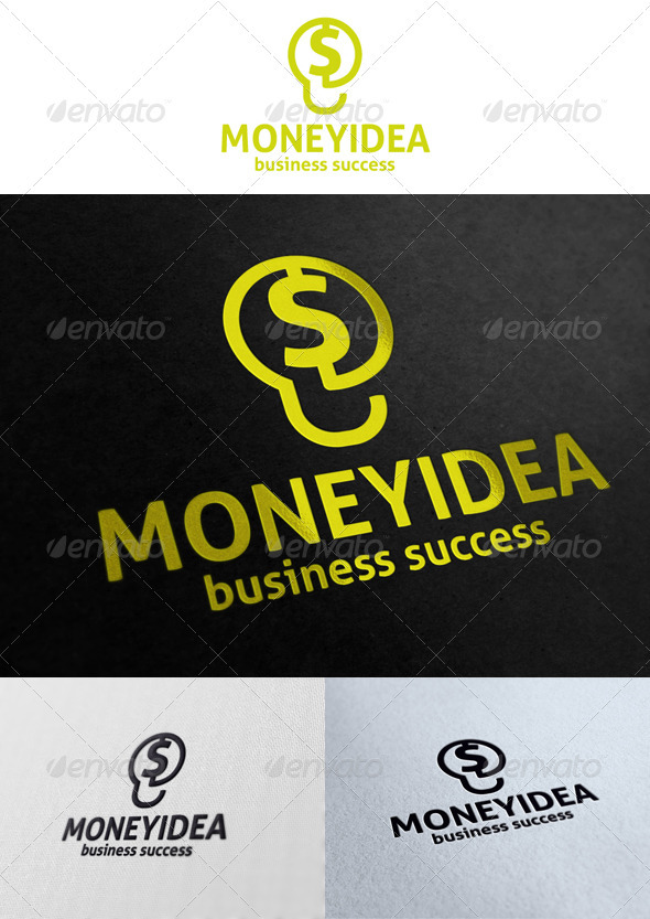 Money Idea - Symbols Logo Templates