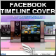 Designer / Developer Facebook Timeline Cover - GraphicRiver Item for Sale