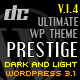 Prestige – Ultimate WordPress Theme - ThemeForest Item for Sale