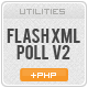 FLASH XML POLL V2 - ActiveDen Item for Sale