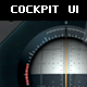 Cockpit UI Elements - GraphicRiver Item for Sale