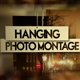 Hanging Photos Montage - VideoHive Item for Sale