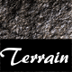 Black Rock Terrain - Tileable (Plus Bonus Variant) - 3DOcean Item for Sale