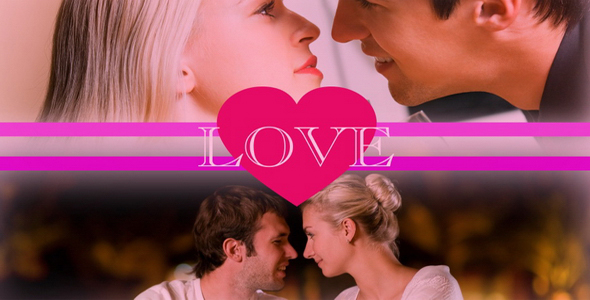After Effects Project - VideoHive Beautiful love 234843