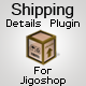 Shipping Details Plugin cho Jigoshop