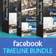 Facebook Creative Timeline Covers Premium Bundle - GraphicRiver Item for Sale