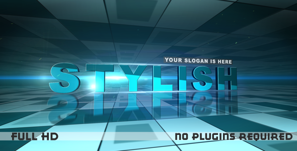After Effects Project - VideoHive STYLISH 235422