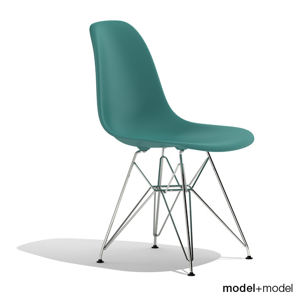 3DOcean Eames Plastic Side Chair DSR 235685